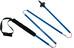 Camp Xenon 4 Trekking Poles 135 cm Blue